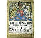 The Coronation of Their Majesties King George VI & Queen Elizabeth Official Souvenir Programme