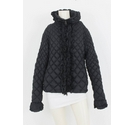 Emporio Armani Quilted Jacket Black Size: M