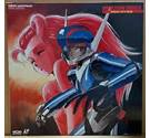 BUBBLEGUM CRISIS 6 RED EYES laser disc from Japan 18