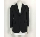 C and A Suit Jacket Black Size: L