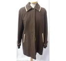 Vintage BHS Short jacket Chocolate Size: 14