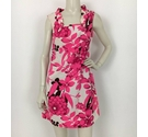 Andrade Shift Dress Pink Size: 6
