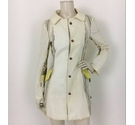 Christian Lacroix Jeans Tailored Jacket White Size: XS