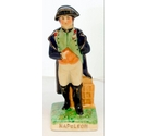Vintage Reproduction Staffordshire Figurine Napoleon