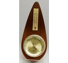 Vintage Shortland Wall Barometer & Room Thermometer