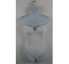 Marks & Spencer edium Control Shaper Size 34D White Size: M