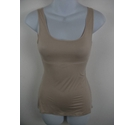 Marks & Spencer Light Control Shaping Vest Nude Size: 8