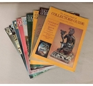 "9 x ""The Antique Dealer & Collectors Guide"" - 1980 to 84"