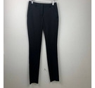Burberry Slim Smart Trousers Black Size: XS