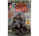 Marvel Premiere Issue 60 - Featuring Doctor Who - 1981 Bronze Age Comic