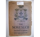 The Nonsuch : Souvenir Issue of the Royal Visit June 9th, 1925