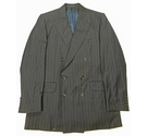 Gieves & Hawkes Double-breasted pinstripe Jacket Size: 42R