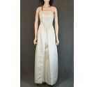 Dineh's Wedding dress - Oyster - size 10