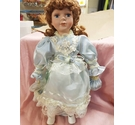 Porcelain doll - Knightsbridge Collection - 'Andrea'