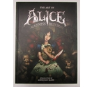 The Art of Alice: Madness Returns - by American McGee - FIRST EDITION