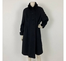 Grosfeld Tailored Coat Black Size: XL
