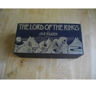 The Lord of the Rings by J.R.R. Tolkien - cassette tape audio books