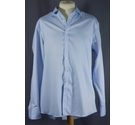 BNWOT M&S 14.5 SHIRT LIGHT BLUE Size: S