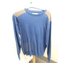 Aspen and court Jumper blue & brown Size: M