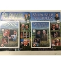 MIDSOMER MURDERS THE OFFICIAL COLLECTION ON DVD 15&16 DVD AND COMPANION COLLECTORS GUIDE