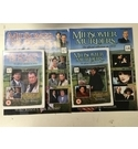 MIDSOMER MURDERS THE OFFICIAL COLLECTION ON DVD 17&18 DVD AND COMPANION COLLECTORS GUIDE