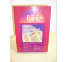 New International Version Rainbow Study Bible