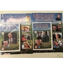 MIDSOMER MURDERS THE OFFICIAL COLLECTION ON DVD 19&20 DVD AND COMPANION COLLECTORS GUIDE