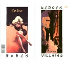 Tim Sale Sketchbook Heroes / Villains / Babes