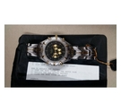 Philip Persio Watch Metal strap Silver Size: Adjustable