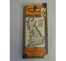 Quarter Inch Motoring Maps of Great Britain: No.1 John O'Groats 1933