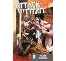 Attack on Titan Manga Volume 8