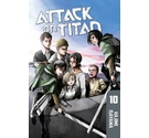 Attack on Titan Manga Volume 10