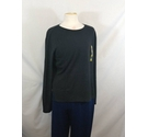 M&S Jumper Black Size: 18