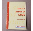 Rape as a method of torture