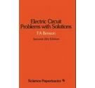 Electric Circuit Problems with Solutions