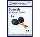 Spanish Vocabulary Course CDS