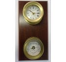 Royal Mariner Clock And Barometer