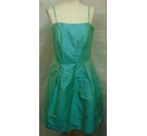 Dessy Collection Dress with pockets Green Size: 10