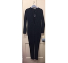 Pretty Little Thing Jumpsuit Black Size: 12