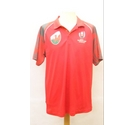 RWC 2019 Wales Rugby Shirt Red Size: XL
