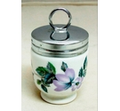 Royal Worcester June Garland Egg Coddler
