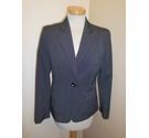 Next suit jacket and trousers Grey Size: 8