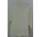 Golden Bear Cotton Jack Nicklaus pullover Pale cream Size: M
