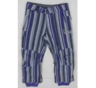 Burton ski trousers: grey/purple Size: S