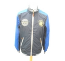 Santa Monica Polo Club Windbreaker Blue Size: Small