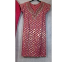 unbranded Asian wear dress and trousers pink Size: S