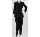 Richards BNWT Wool Mix Trouser Suit Dark Grey Size: 6