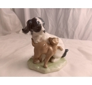 NAO BY LLADRO DOG AND CAT IN HARMONY - figurine - Ornament