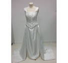 Busy B's slimline wedding dress size 10