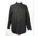 Timberland Mens Medium Sports Jacket Coat Black Size: One size: regular